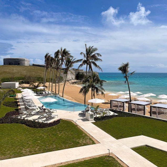 The St. Regis Bermuda Luxury Resort - St George's, Bermuda - Private Beach