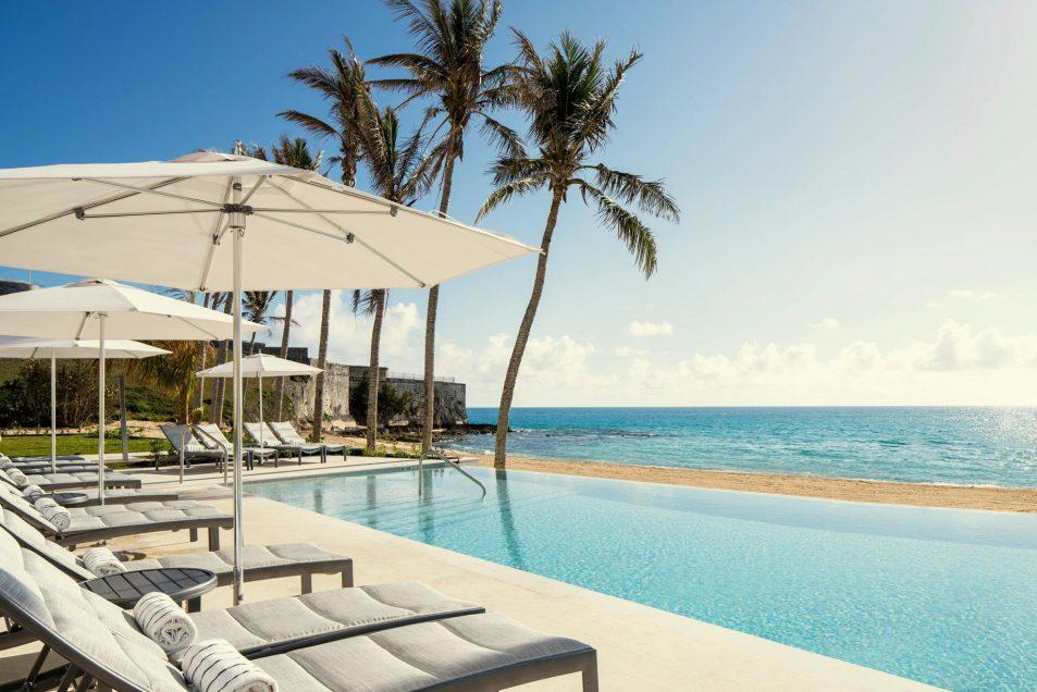 The St. Regis Bermuda Luxury Resort - St George's, Bermuda - Outdoor Pool
