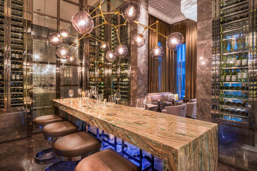 The St. Regis Langkawi Luxury Resort - Langkawi, Malaysia - Decanter Wine Bar