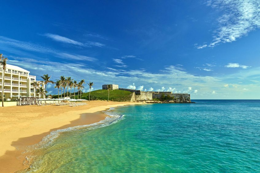 The St. Regis Bermuda Luxury Resort - St George's, Bermuda - St Catherine's Beach