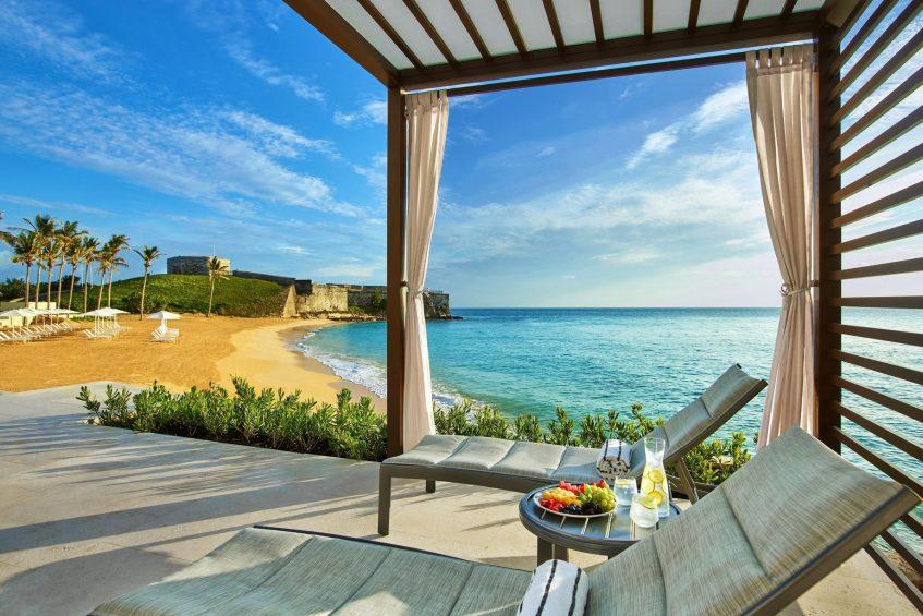 The St. Regis Bermuda Luxury Resort - St George's, Bermuda - Pool Cabana Adult Pool