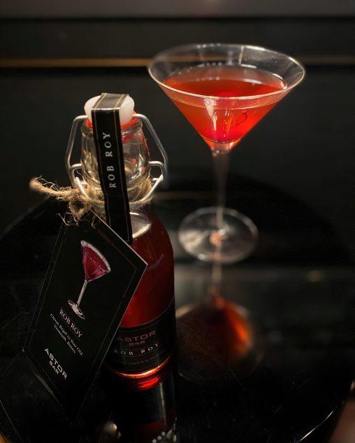 The St. Regis Kuala Lumpur Luxury Hotel - Kuala Lumpur, Malaysia - Rob Roy Cocktail