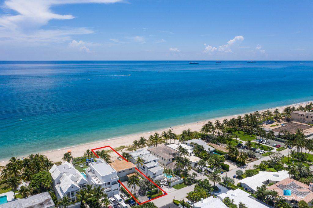 2920 N Atlantic Blvd, Fort Lauderdale, FL, USA - Oceanfront Luxury Home Building Lot