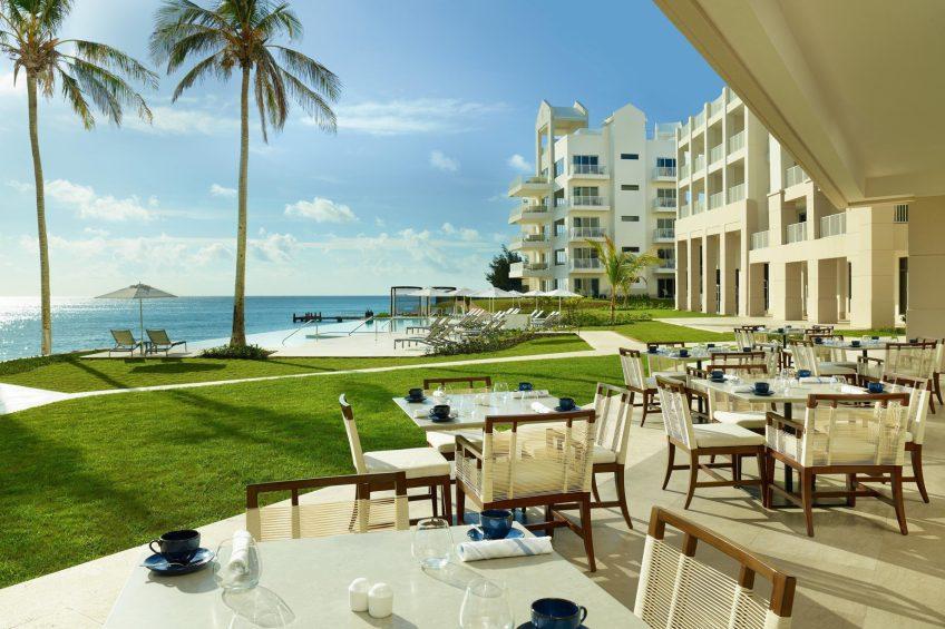 The St. Regis Bermuda Luxury Resort - St George's, Bermuda - Lina Restaurant Terrace