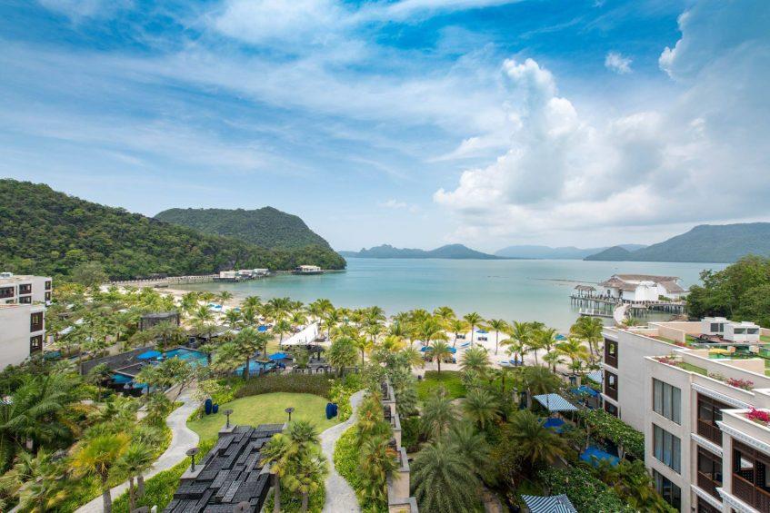 The St. Regis Langkawi Luxury Resort - Langkawi, Malaysia - Resort Ocean View