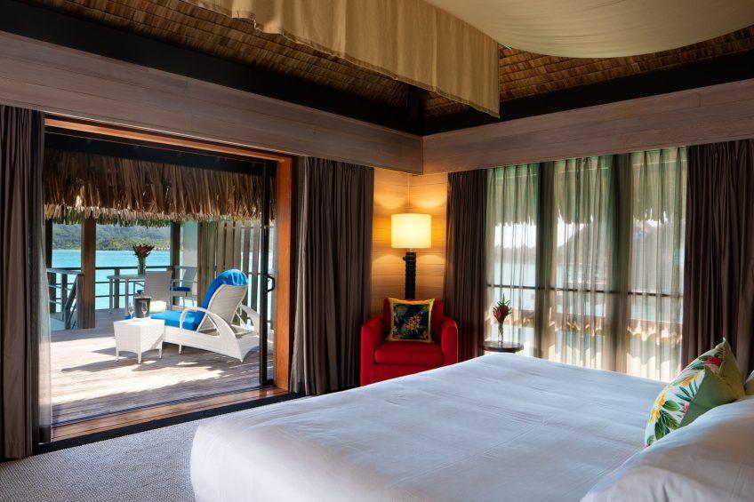 The St. Regis Bora Bora Resort - Bora Bora, French Polynesia - Overwater Deluxe Suite Villa King Deck