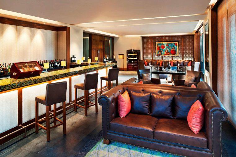The St. Regis Lhasa Luxury Resort - Lhasa, Xizang, China - Decanter by Haut Brisson