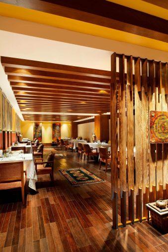 The St. Regis Lhasa Luxury Resort - Lhasa, Xizang, China - Tibeten Res