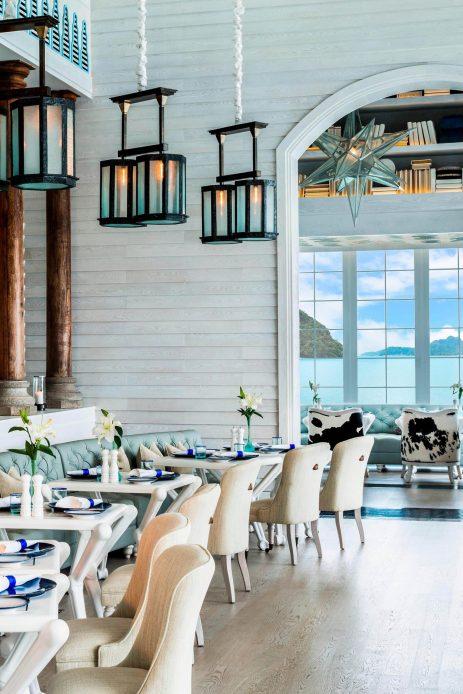 The St. Regis Langkawi Luxury Resort - Langkawi, Malaysia - Kayu puti South Porch