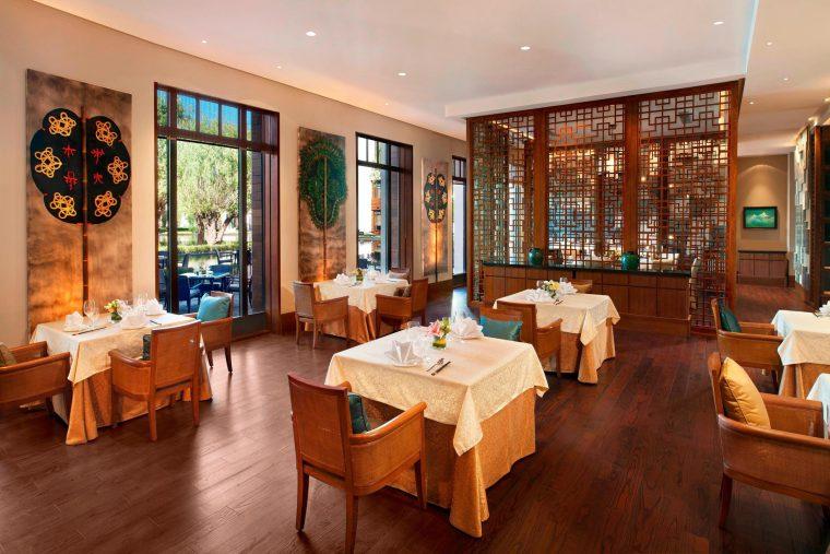 The St. Regis Lhasa Luxury Resort - Lhasa, Xizang, China - Yan Ting Chinese Restaurant