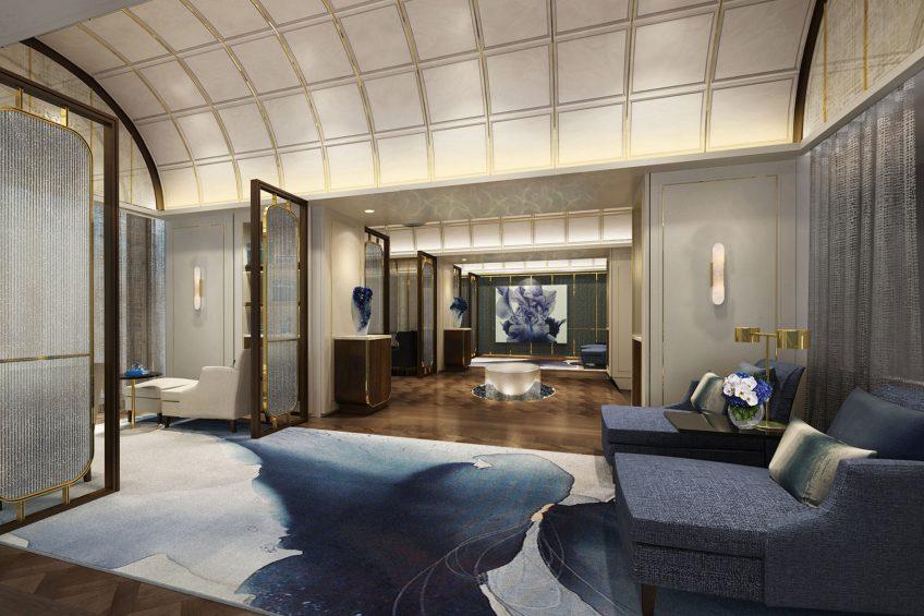 The St. Regis Qingdao Luxury Hotel - Qingdao, Shandong, China - The St. Regis Spa