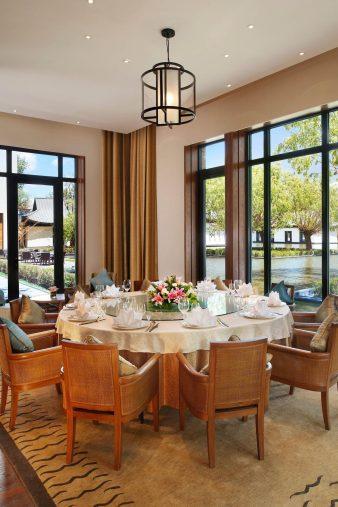 The St. Regis Lhasa Luxury Resort - Lhasa, Xizang, China - Yan Ting Chinese Restaurant Private Dining