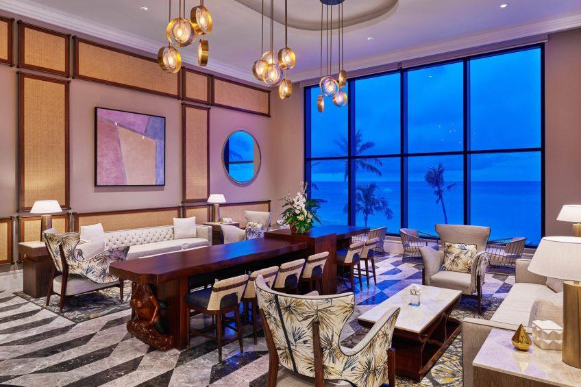 The St. Regis Bermuda Luxury Resort - St George's, Bermuda - St. Regis Bar Seating