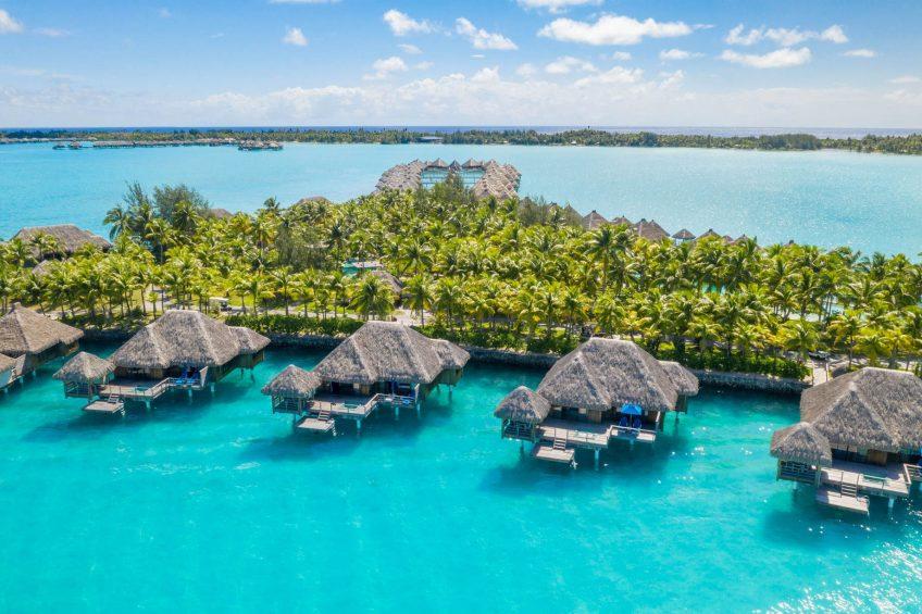 The St. Regis Bora Bora Resort - Bora Bora, French Polynesia - Overwater Premier Suite Villa