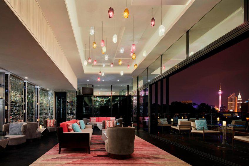 The St. Regis Kuala Lumpur Luxury Hotel - Kuala Lumpur, Malaysia - Crystal Upper Deck