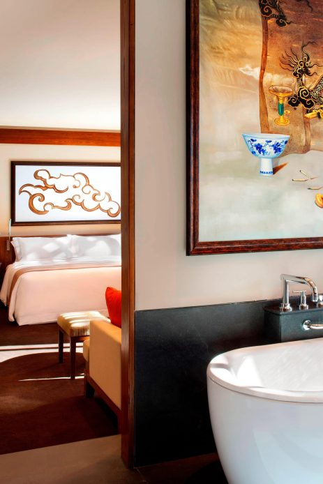 The St. Regis Lhasa Luxury Resort - Lhasa, Xizang, China - Deluxe Guest Room