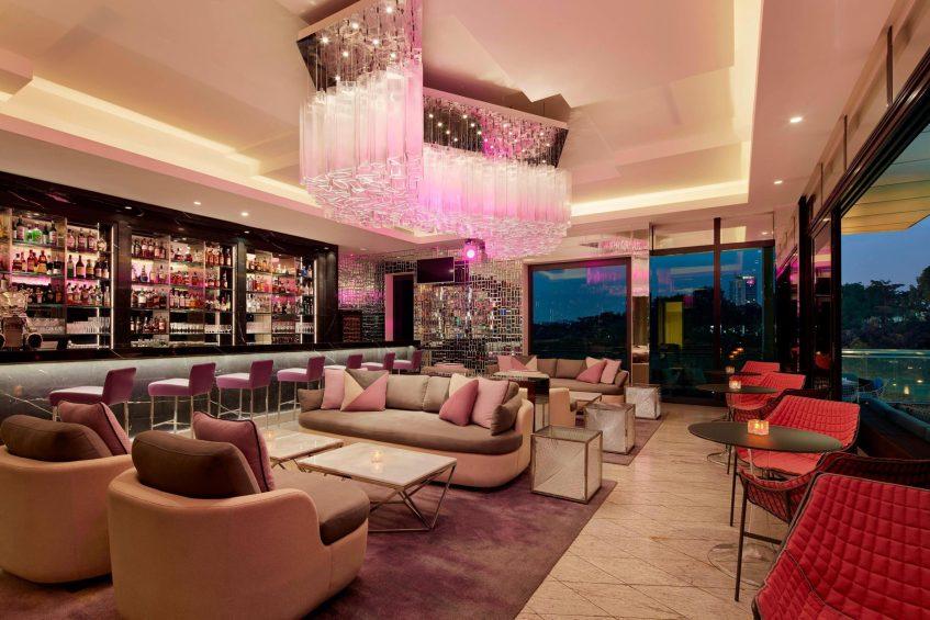 The St. Regis Kuala Lumpur Luxury Hotel - Kuala Lumpur, Malaysia - Crystal