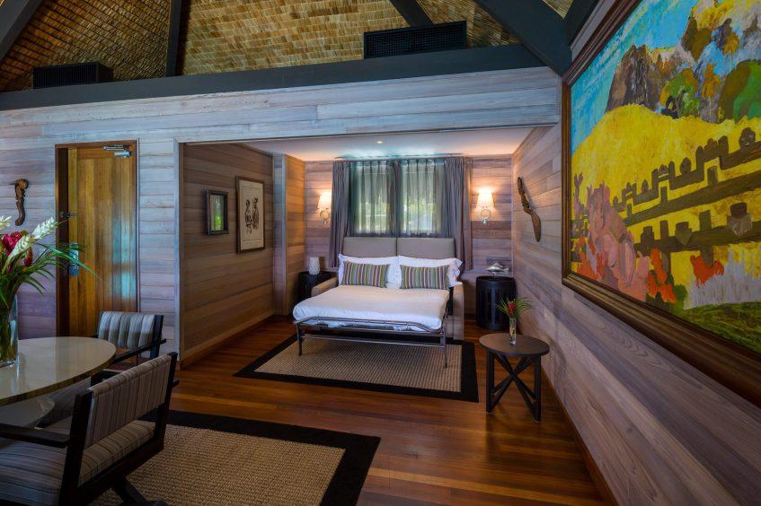 The St. Regis Bora Bora Resort - Bora Bora, French Polynesia - Overwater Premier Suite Villa King