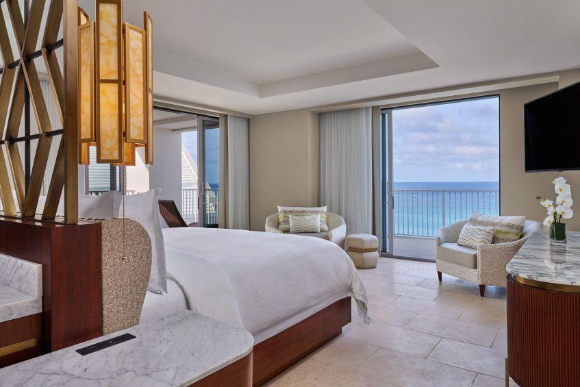 The St. Regis Bermuda Luxury Resort - St George's, Bermuda - John Jacob Astor Suite Bedroom View