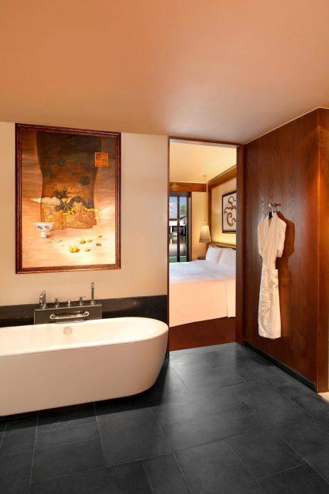 The St. Regis Lhasa Luxury Resort - Lhasa, Xizang, China - Kailash Suite Bathroom