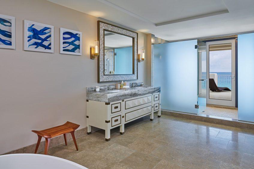 The St. Regis Bermuda Luxury Resort - St George's, Bermuda - John Jacob Astor Suite Bathroom