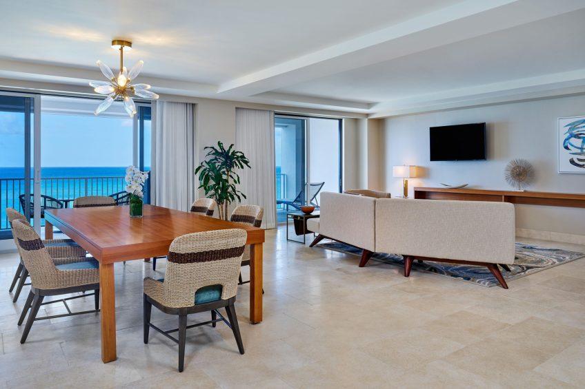 The St. Regis Bermuda Luxury Resort - St George's, Bermuda - Caroline Astor Suite Living Room