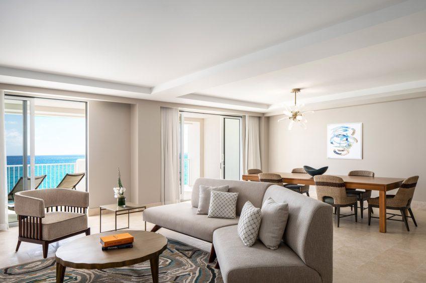 The St. Regis Bermuda Luxury Resort - St George's, Bermuda - Caroline Astor Suite Living Area