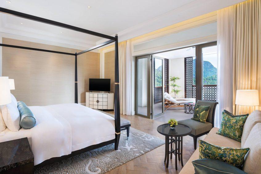 The St. Regis Langkawi Luxury Resort - Langkawi, Malaysia - Astor Suite King Bedroom