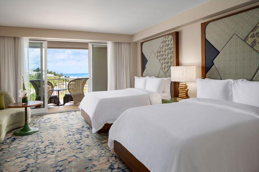 The St. Regis Bermuda Luxury Resort - St George's, Bermuda - Deluxe Ocean View