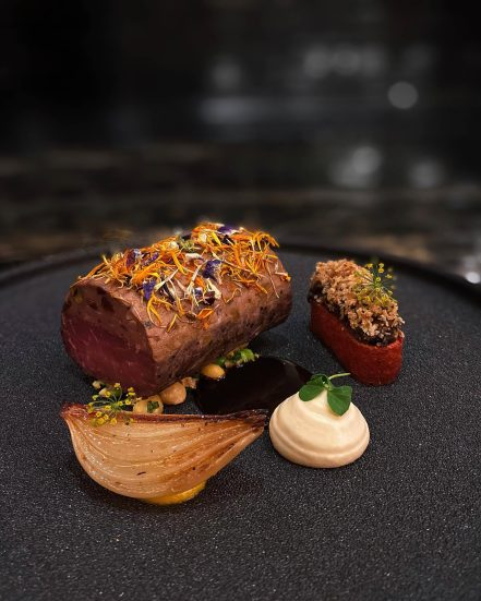 The St. Regis Kuala Lumpur Luxury Hotel - Kuala Lumpur, Malaysia - Superb Gourmet Cuisine