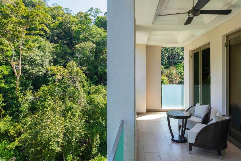 The St. Regis Langkawi Luxury Resort - Langkawi, Malaysia - Panoramic Suite Balcony