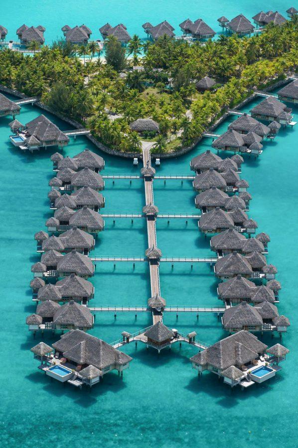 The St. Regis Bora Bora Resort - Bora Bora, French Polynesia - Bora Bora Overwater Villas