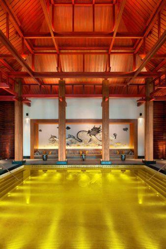 The St. Regis Lhasa Luxury Resort - Lhasa, Xizang, China - Indoor Pool