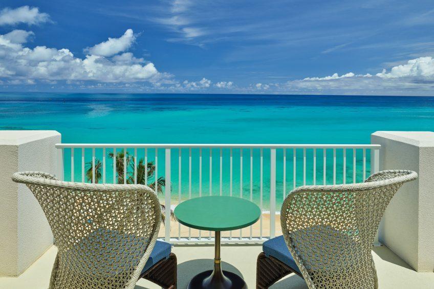 The St. Regis Bermuda Luxury Resort - St George's, Bermuda - Ocean Front Balcony