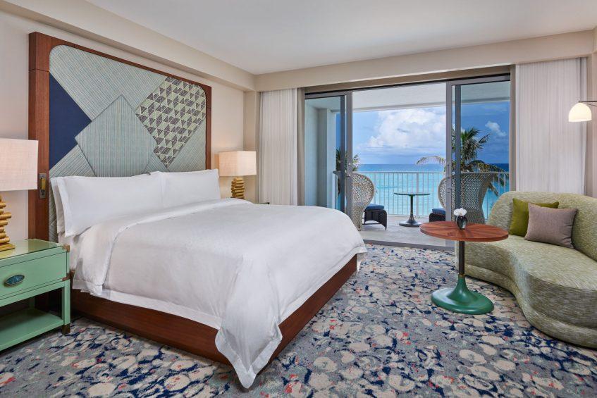 The St. Regis Bermuda Luxury Resort - St George's, Bermuda - Grande Deluxe Oceanfront King Bedroom