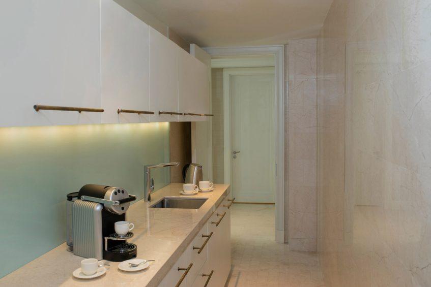 The St. Regis Langkawi Luxury Resort - Langkawi, Malaysia - Panoramic Suite Kitchen