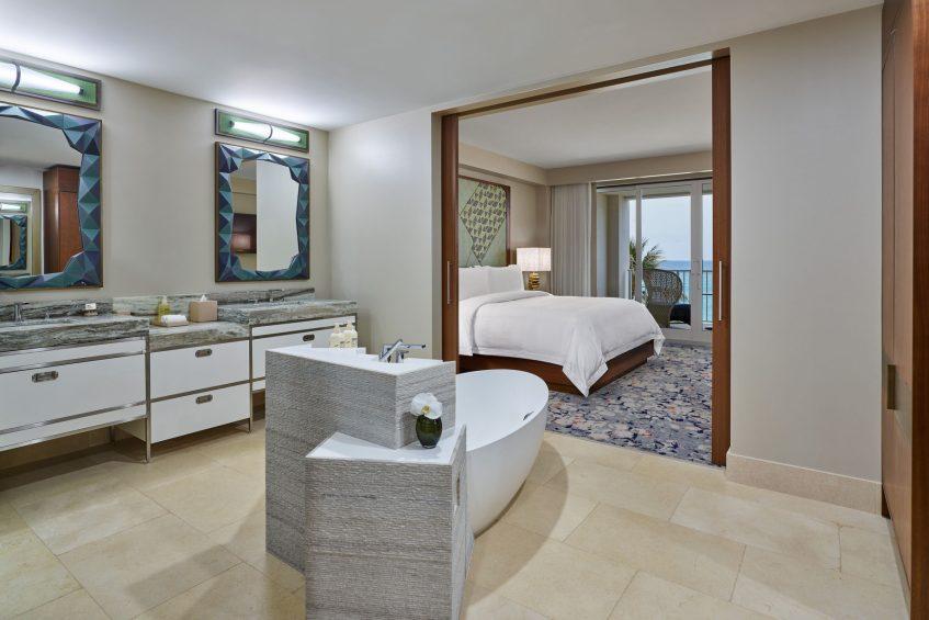 The St. Regis Bermuda Luxury Resort - St George's, Bermuda - King Bathroom