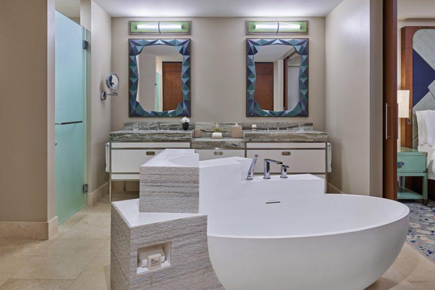 The St. Regis Bermuda Luxury Resort - St George's, Bermuda - Guest Bathroom