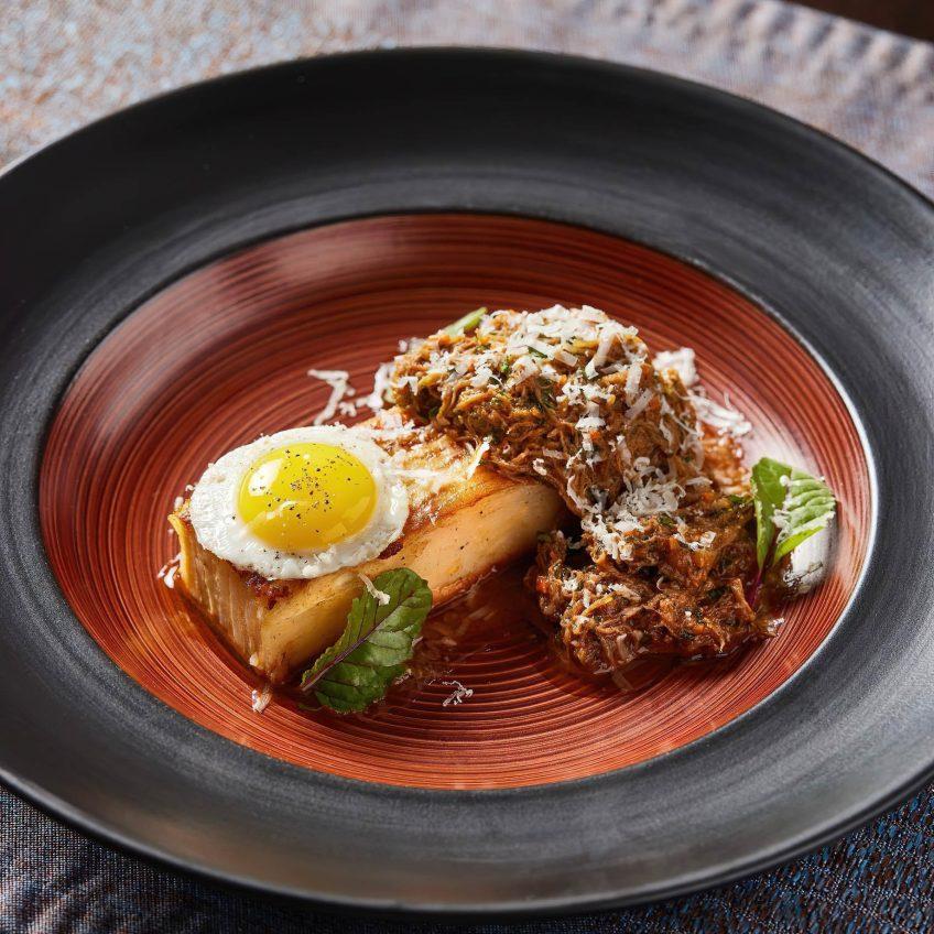 The St. Regis Kuala Lumpur Luxury Hotel - Kuala Lumpur, Malaysia - Superb Gourmet Egg Cuisine