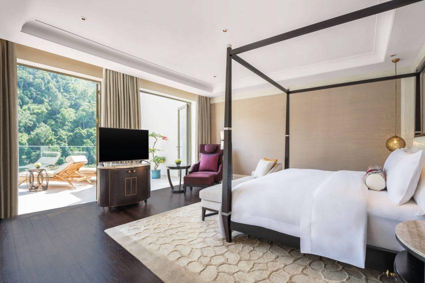 The St. Regis Langkawi Luxury Resort - Langkawi, Malaysia - Penthouse Suite King Bedroom