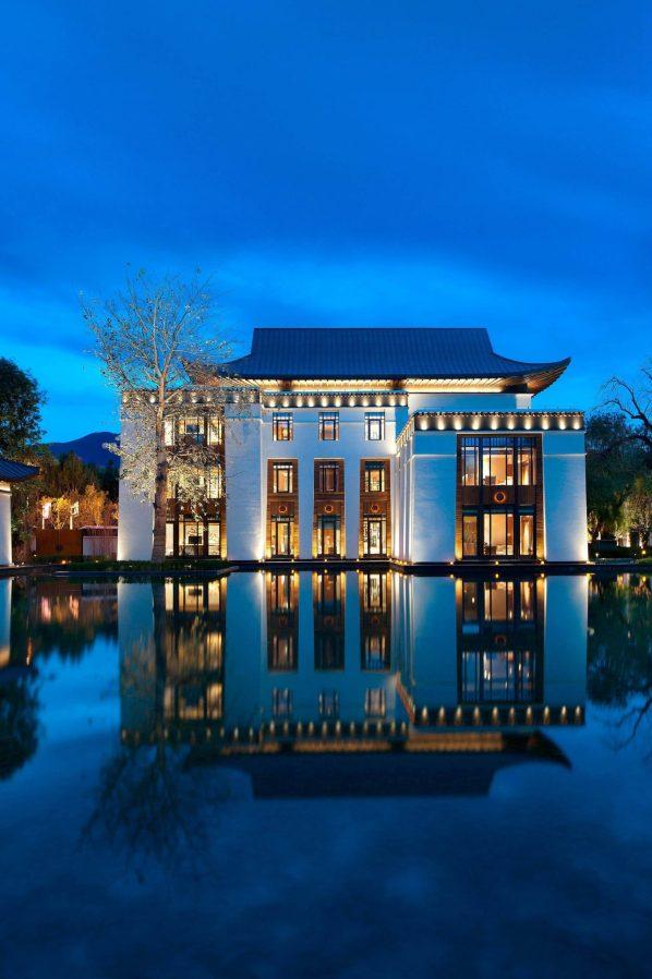 The St. Regis Lhasa Luxury Resort - Lhasa, Xizang, China - Exterior Villa The Resa Mansion