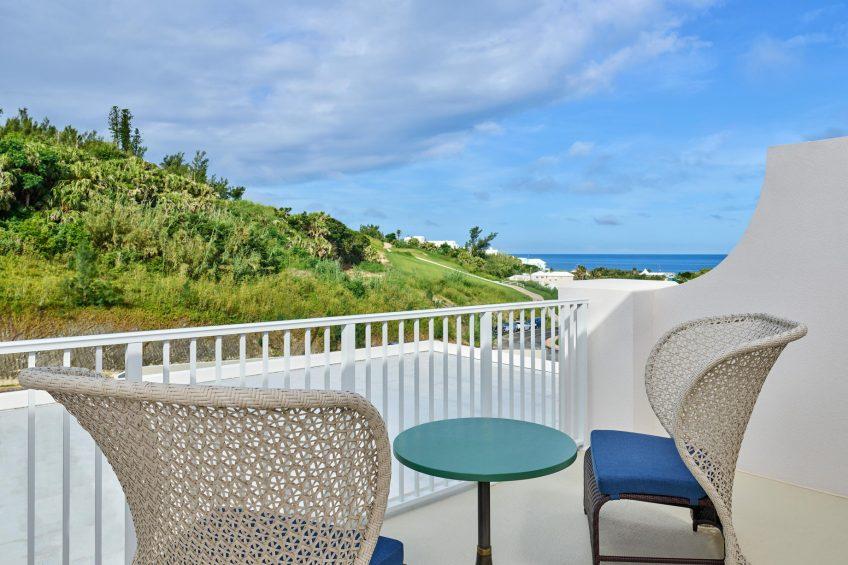 The St. Regis Bermuda Luxury Resort - St George's, Bermuda - Limited View Balcony