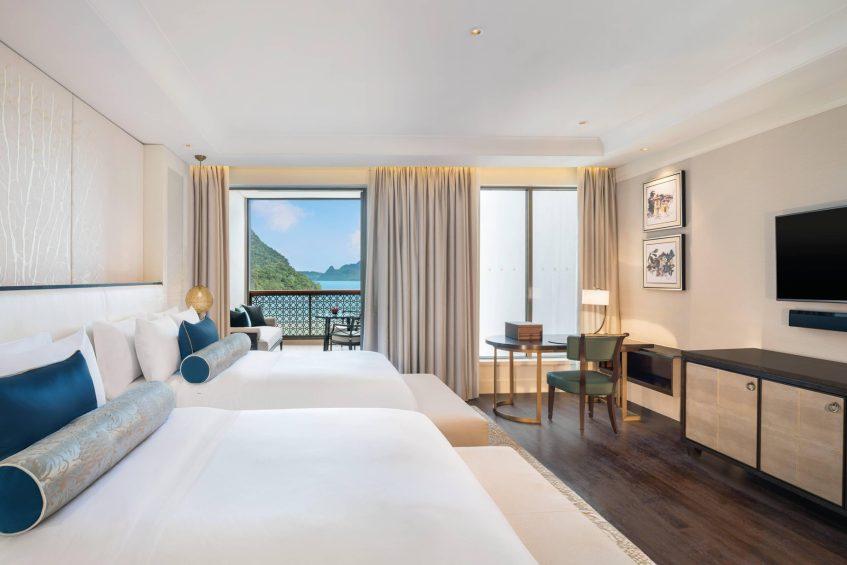 The St. Regis Langkawi Luxury Resort - Langkawi, Malaysia - Premier Andaman Sea Guest Room Double