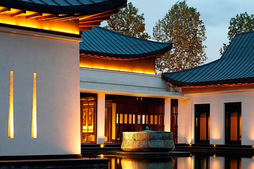 The St. Regis Lhasa Luxury Resort - Lhasa, Xizang, China - Exterior Iridium Spa