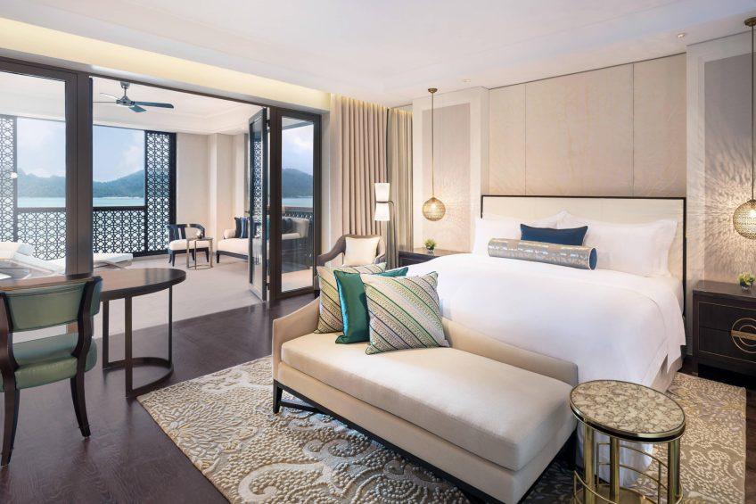 The St. Regis Langkawi Luxury Resort - Langkawi, Malaysia - Premier Andaman Sea Guest Room King