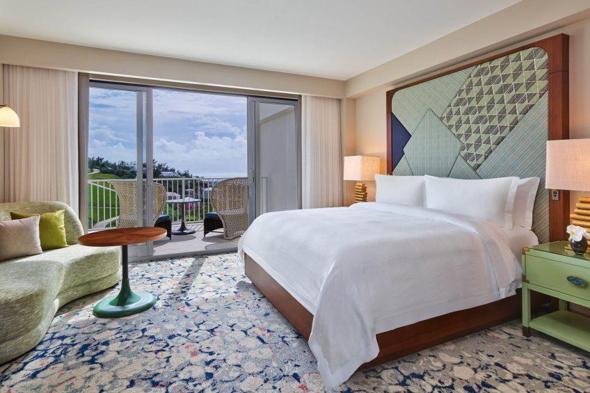 The St. Regis Bermuda Luxury Resort - St George's, Bermuda - Partial Ocean View King