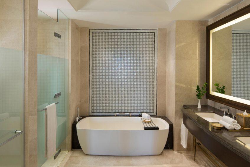 The St. Regis Langkawi Luxury Resort - Langkawi, Malaysia - Guest Bathroom Tub
