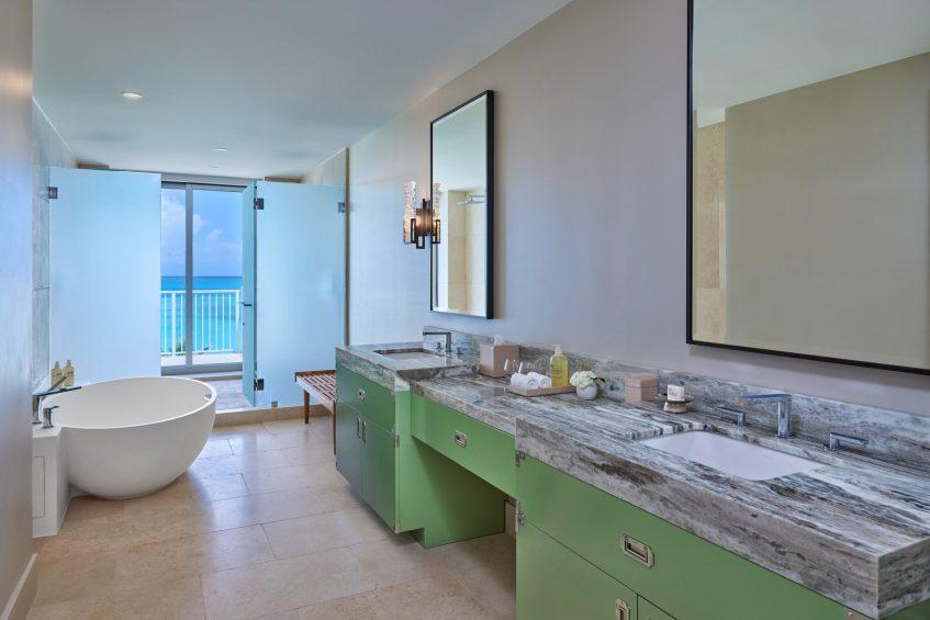 The St. Regis Bermuda Luxury Resort - St George's, Bermuda - St. Catherine's Suite Master Bathroom