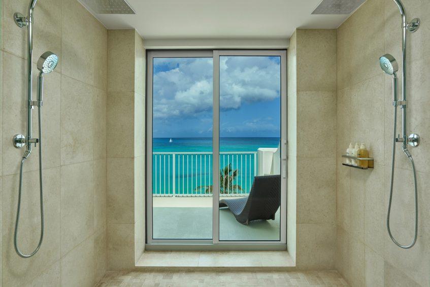 The St. Regis Bermuda Luxury Resort - St George's, Bermuda - St. Catherine's Suite Master Bathroom Shower