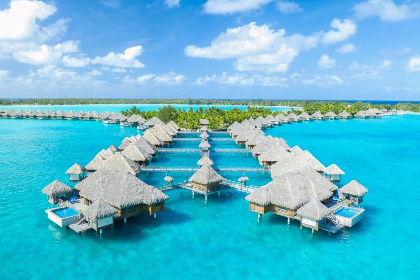 The St. Regis Bora Bora Resort - Bora Bora, French Polynesia - Two Bedrooms Royal Suite Villas_